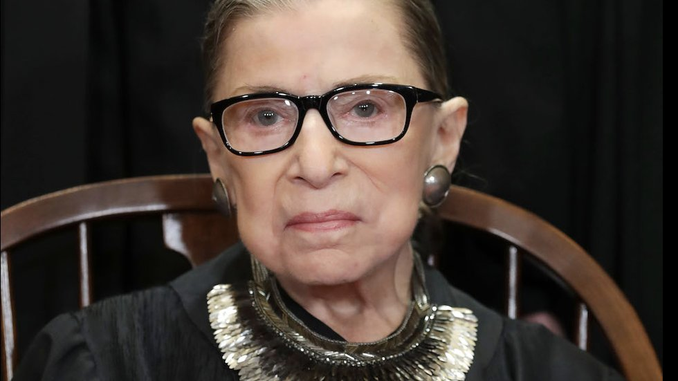 Fan who gifted Ginsburg new collar didn't know she would wear it in Supreme Court portrait https://t.co/XJWdsM2S6C