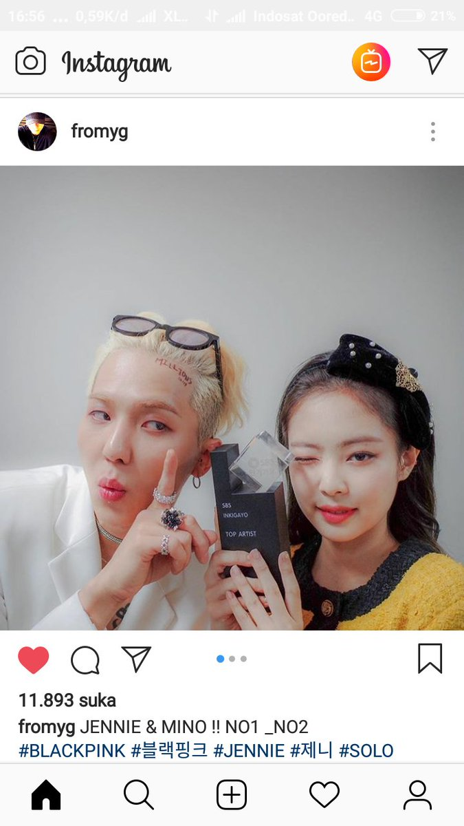 YG dating huhuja