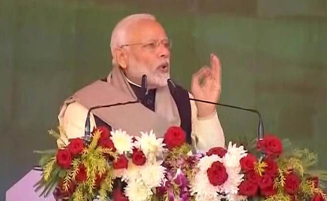 Apart from Railways, there have been efforts to increase number of highways, airways and waterways. Just like Uttar Pradesh, development in Raebareli is also occurring quickly: PM Modi  Track updateshttps://t.co/vF3dW7Rx3P:      Watch LIVhttps://t.co/hMlRpgrUU6E:  and NDTV 24x7