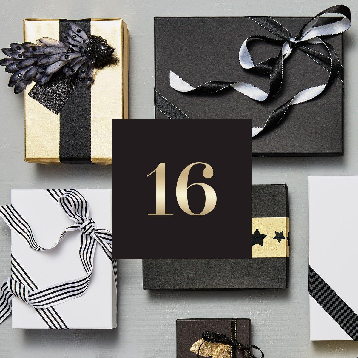 🔔 H&M CLUB Julekalender - 16. december 🔔 Tjek din H&M-app og se, hvad der gemmer sig i dagens jule-reward. Pssst… Her er et hint: 💅💄👄 Tilbuddet gælder i butikkerne i dag. https://t.co/WJUuuNICNC