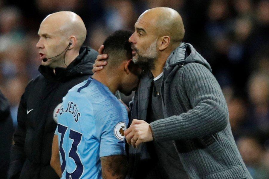 Man. City-Guardiola: 'C'était très important pour Jesus' https://t.co/cWGJEQM2TX
