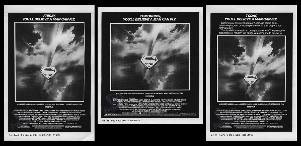 CapedWonder Superman Imagery on Twitter: