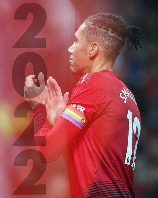 This is good news i don't know why some people are complaining🚮 #mufc #ggmu #Smalling2022