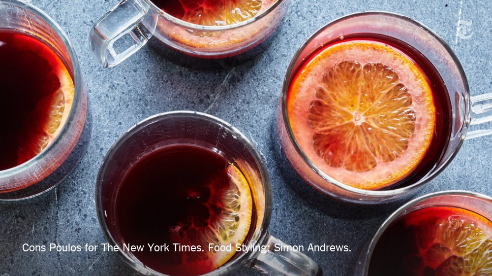 Choose a red wine that isn't bone-dry — a little fruitiness is just fine here https://nyti.ms/2EwcEDt