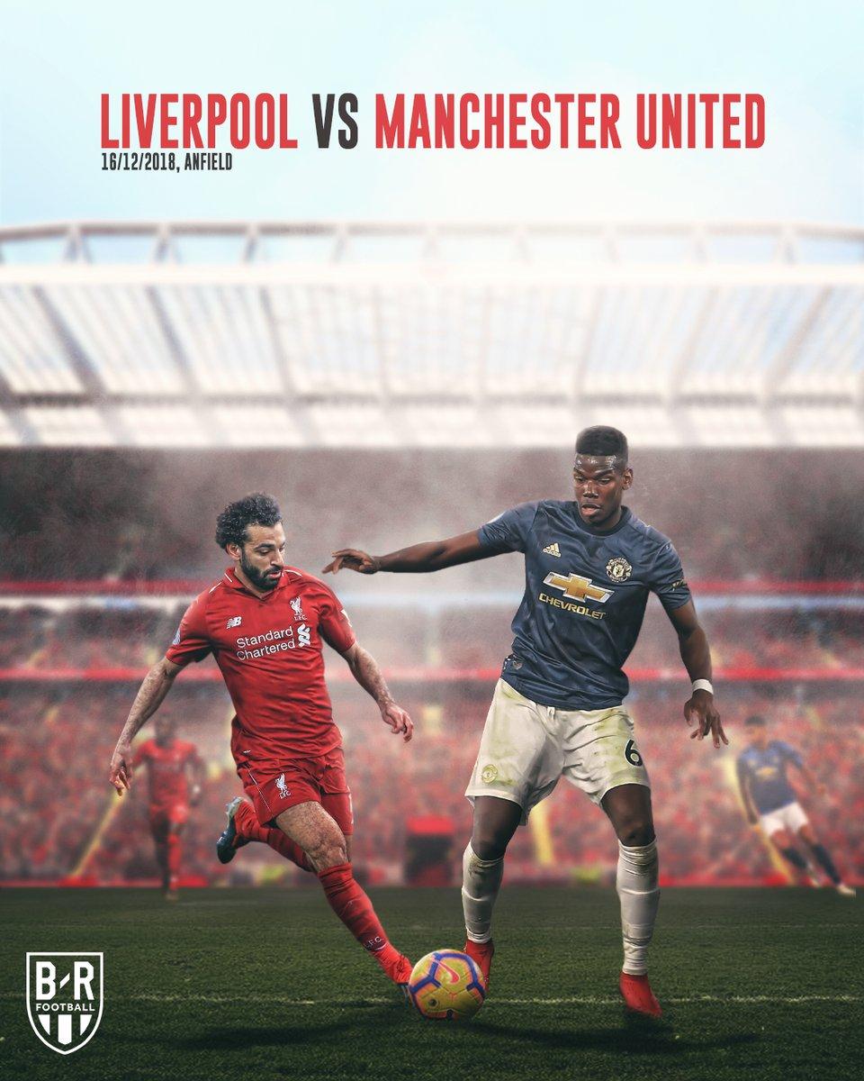 Its matchday and its a biggin!! Cmon lads! #MUFC #LIVMUN #MUFC_FAMILY #GGMU