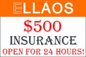 Image for ELLAOS Insurance Request open till next 24 HOURS.
