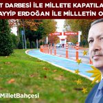 #EsenlerMilletBahçesi Twitter Photo