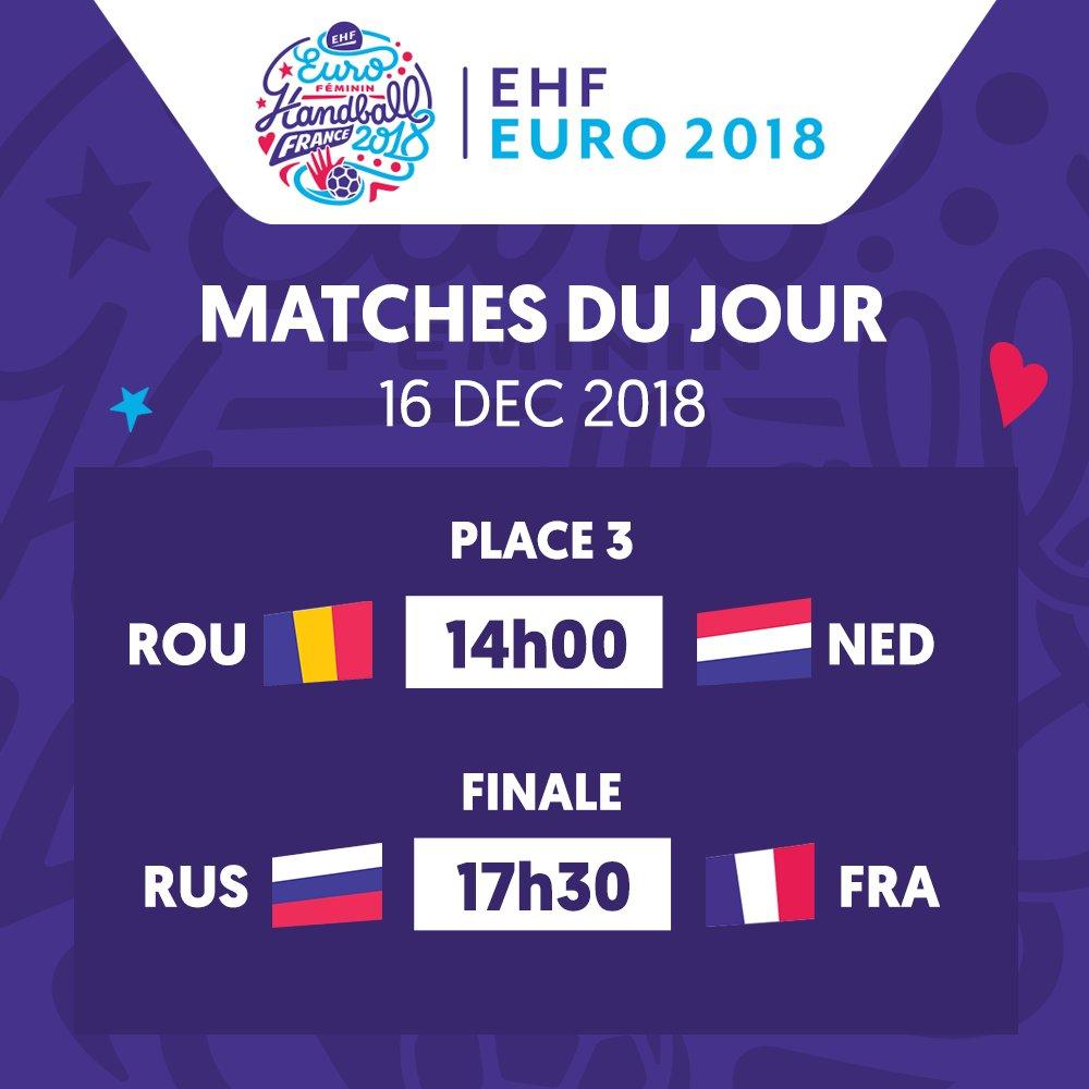 #EHFEuro2018