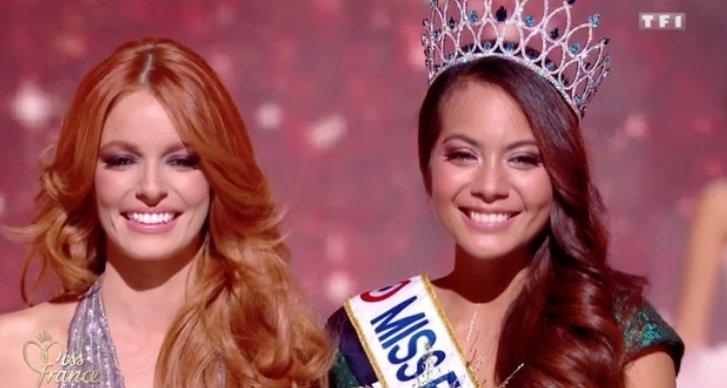 Vaimalama Chaves élue Miss France 2019 : son passé d'enfant obèse  https://t.co/gtKfRgNzwb