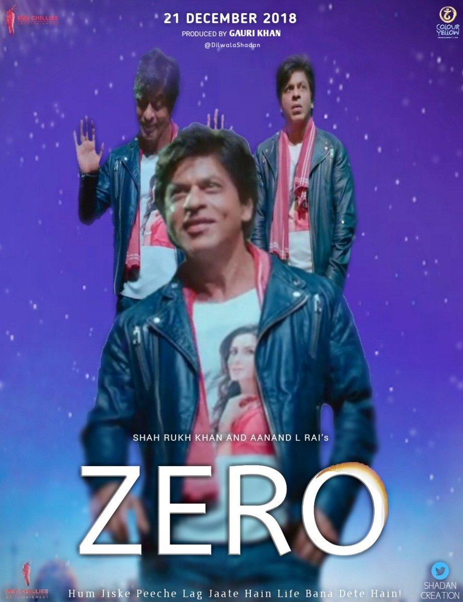 Kasi Talkies On Twitter Zero Hindi Movie Releasing From December