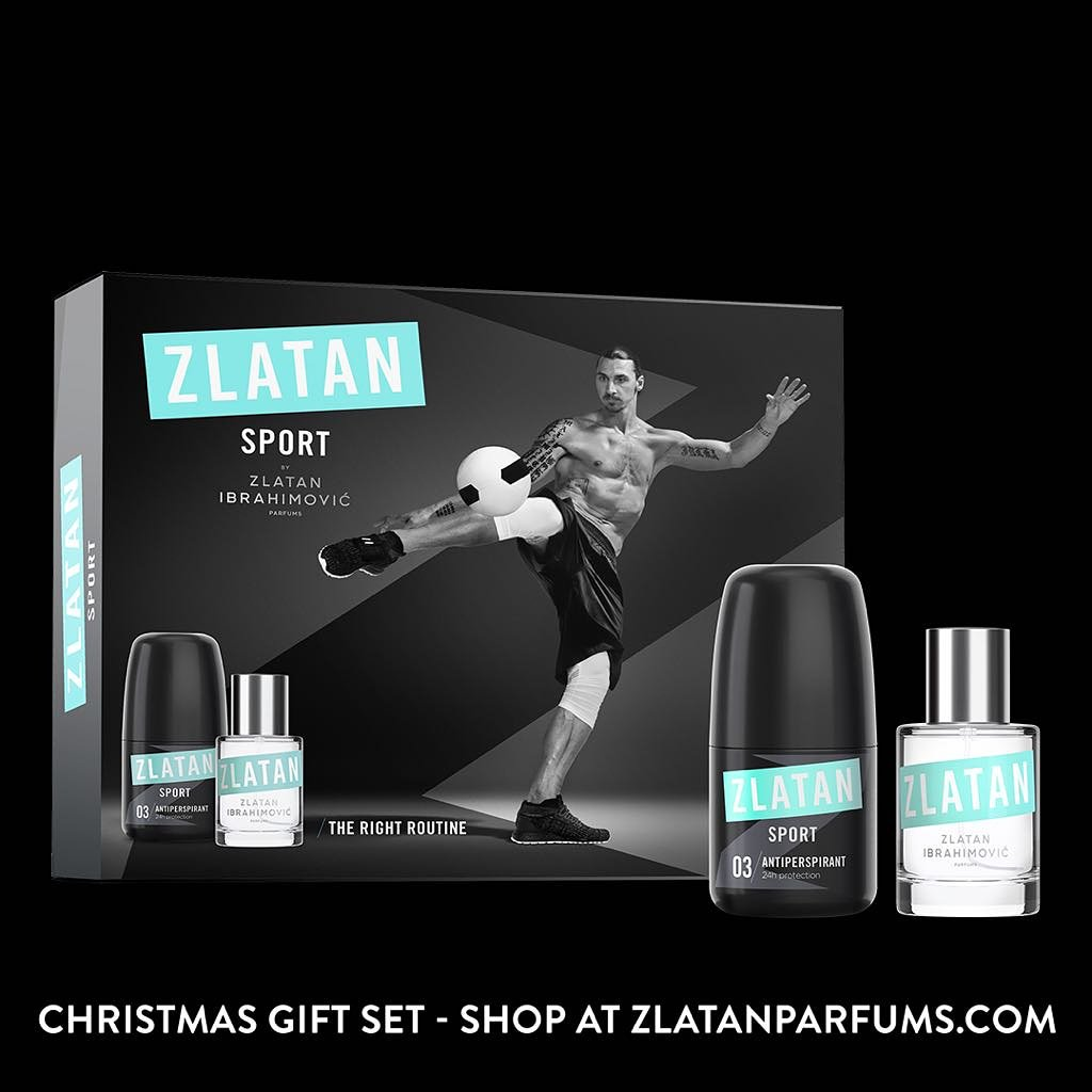 Merry Christmas! #zlatansport #therightroutine