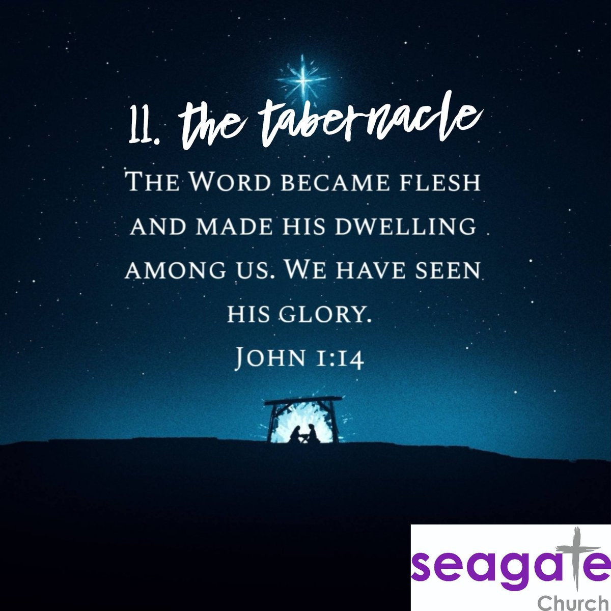 Love Came Down At Christmas.Seagate Church On Twitter Love Came Down At Christmas