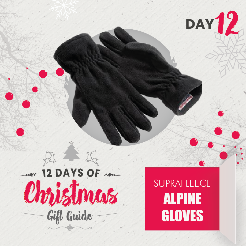 test Twitter Media - Arguably the perfect stocking filler for the last day of our 12 Days of Christmas Gift Guide: our suprafleece alpine gloves. Get last-minute inspiration: https://t.co/INdbsGeqyD https://t.co/h6Uew30B6W