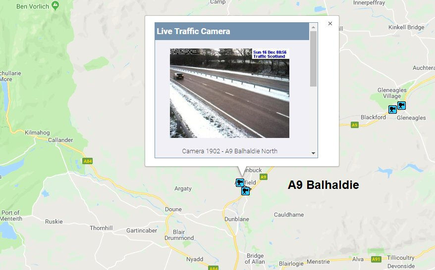 test Twitter Media - *UPDATE* 09:25 ⌚️  Having a look at our traffic cameras on our website, roads are looking black, 👍 and also pretty picturesque of a bright, crisp winters day 😍  Check for yourself here 👇 https://t.co/BNHpo8zBhD https://t.co/YSV2dxnUIz