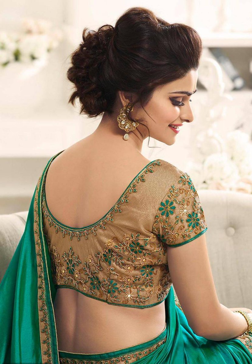 fefdcfcec5 Buy Now -8700202510 Paper Silk Lace Border Sea Green Color Party Wear Saree  Color : Green Fabric : Poly Silk Saree Length : 5.5 (in metres) Blouse  Length ...