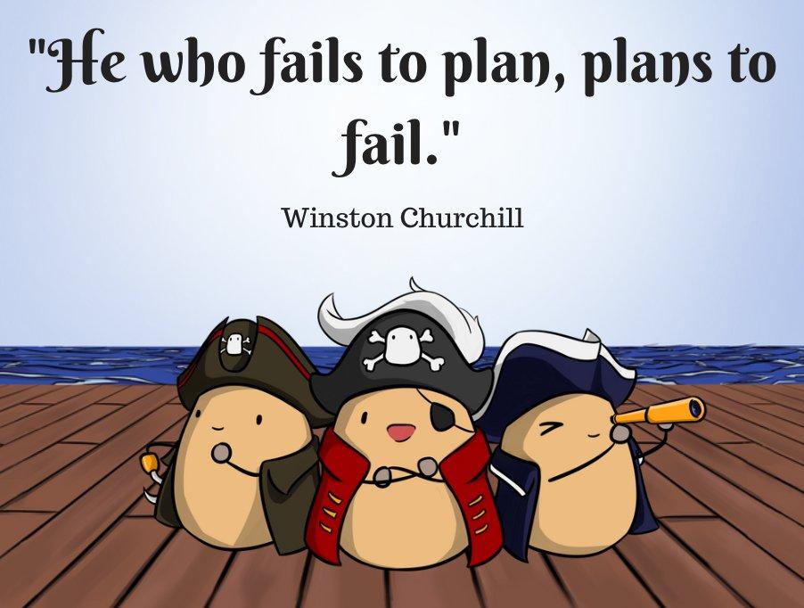 Potato Pirates's tweet -