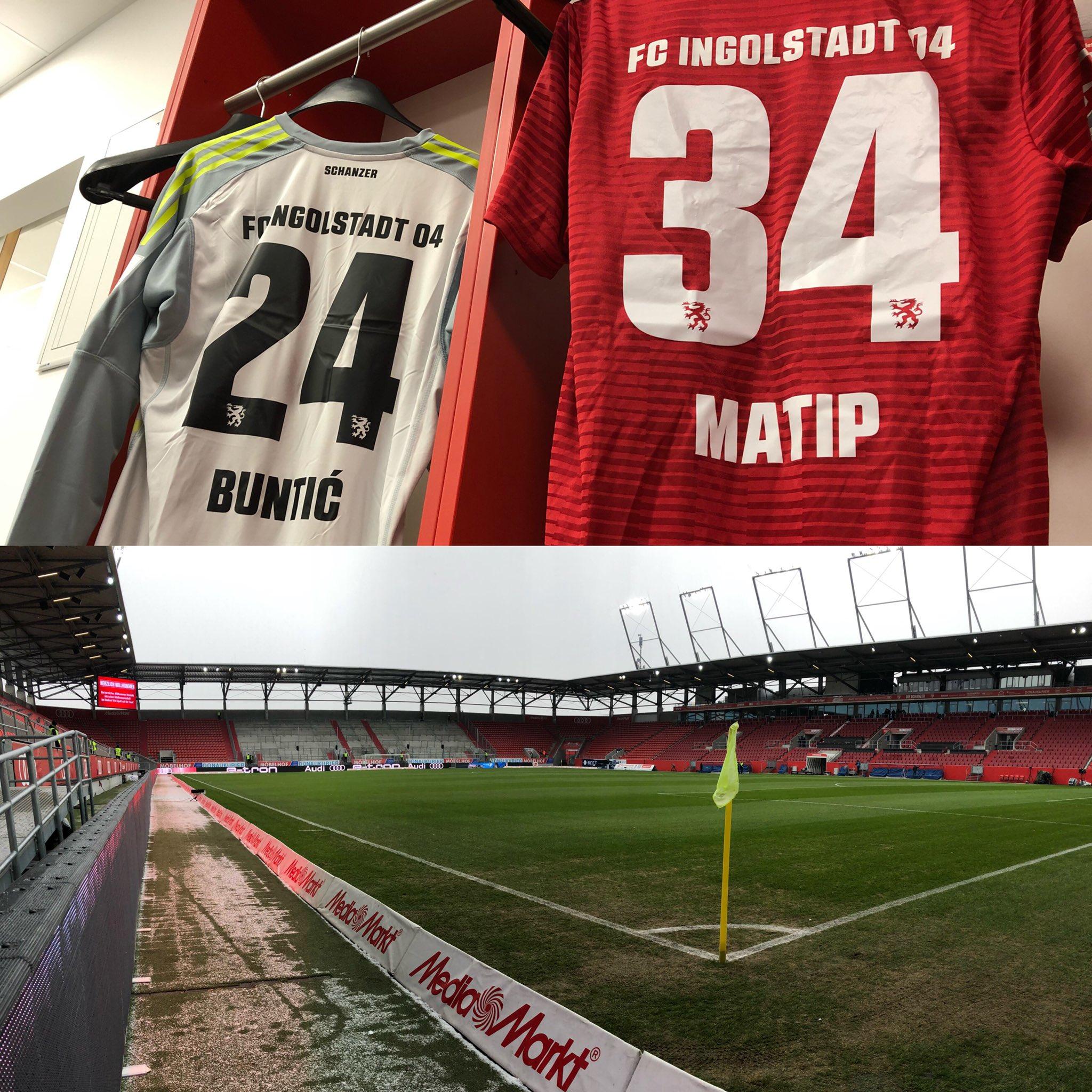 Fc Ingolstadt 04 On Twitter Im Audisportpark Ist Alles