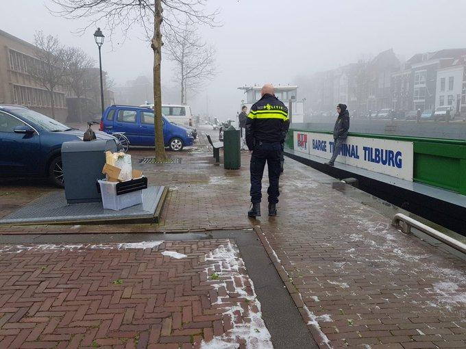 Incident bij haven Maassluis betrof auto die tegen een aangemeerd schip was gebotst. Hulpdiensten weer weg https://t.co/sDap0vLhc4