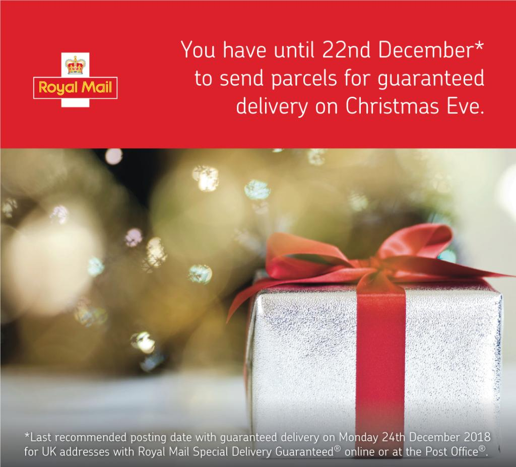 Does Usps Run On Christmas Eve.Royal Mail On Twitter Running Late With Sending Your
