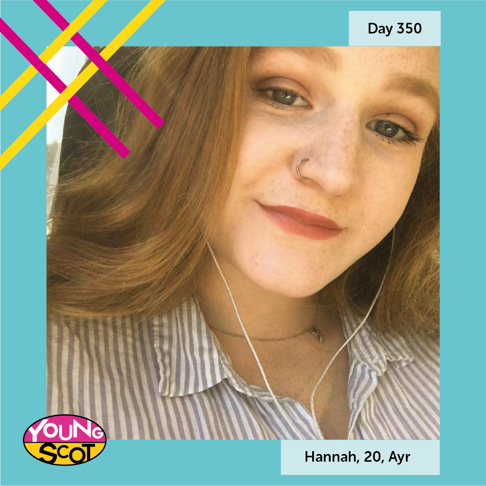 """test Twitter Media - #MyStory365 Day 350: Hannah, 20, Ayr """"There are so many great things about Scotland that it's hard to choose."""" Read Hannah's story and share your story at https://t.co/ihtIJTW9rj! #YOYP2018 https://t.co/5ELBaCvLyG"""