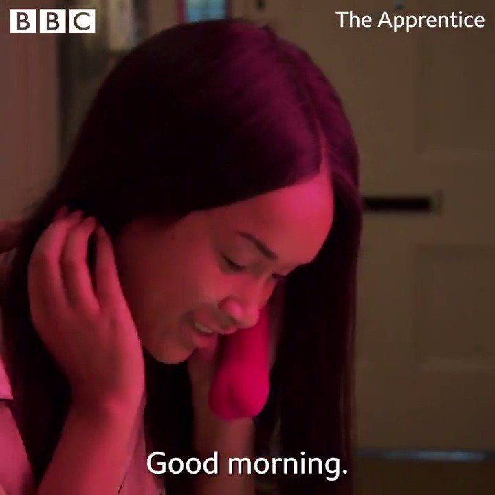 Ring ring! Were buzzing about #TheApprentice Final. 📞📞📞 Its all come down to one last task. Join us at 9pm tonight on @BBCOne to see wholl land the investment - and the chance to work alongside @Lord_Sugar 🙌