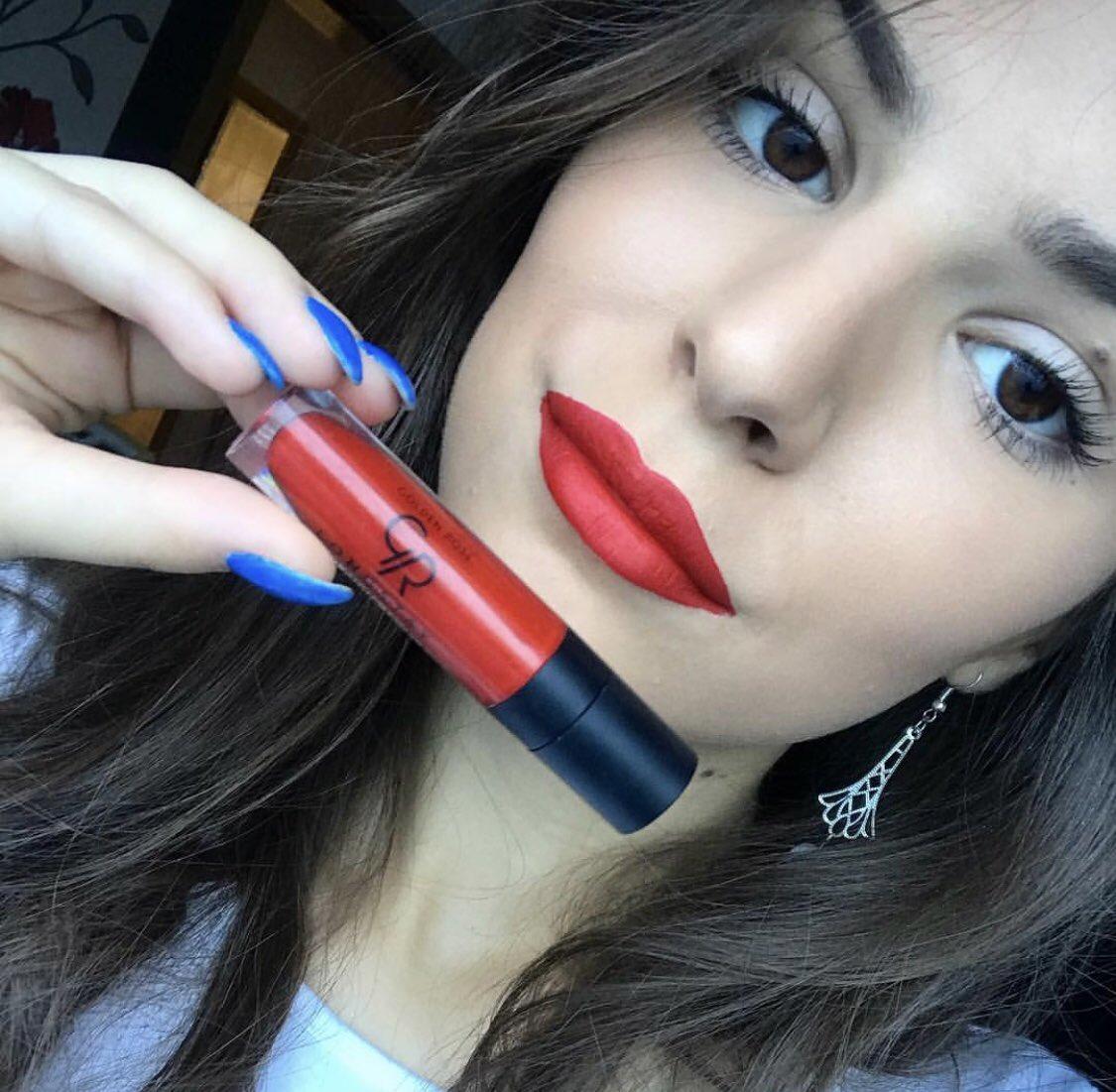 Golden Rose On Twitter Gr Longstay Liquid Matte Lipstick Likit