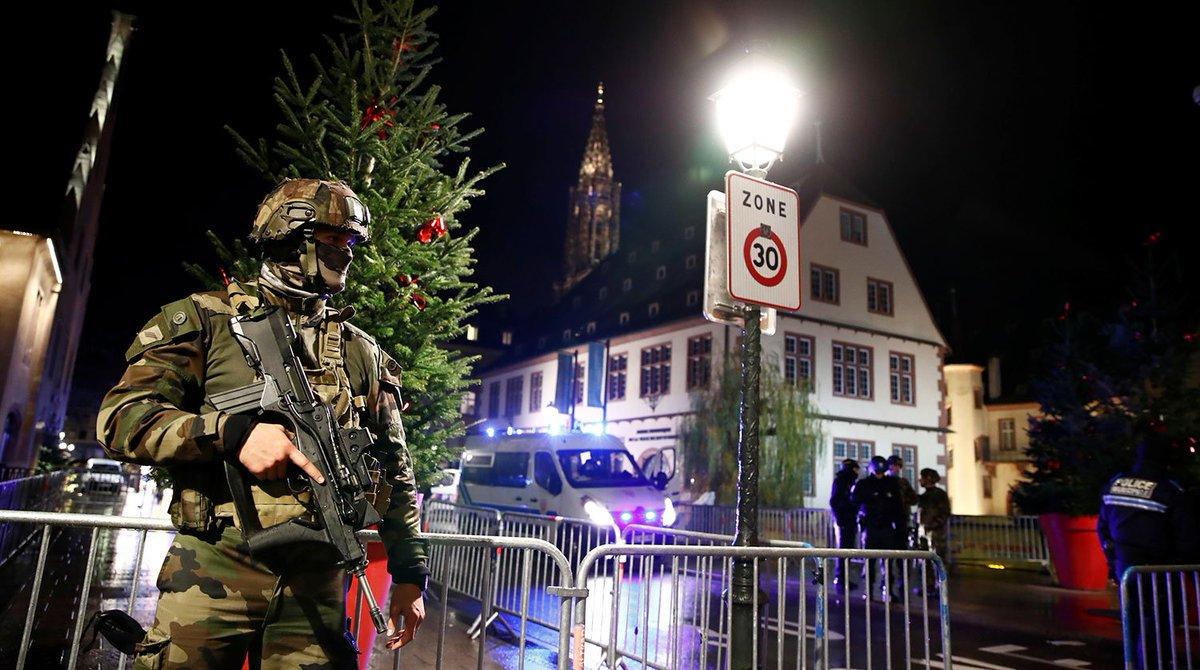 Во Франции полиция отпустила двух возможных пособников стрелка из Страсбурга https://t.co/FqMCdNr1ZU