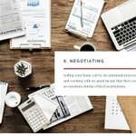 Image for the Tweet beginning: Negotiating: Selling your home can
