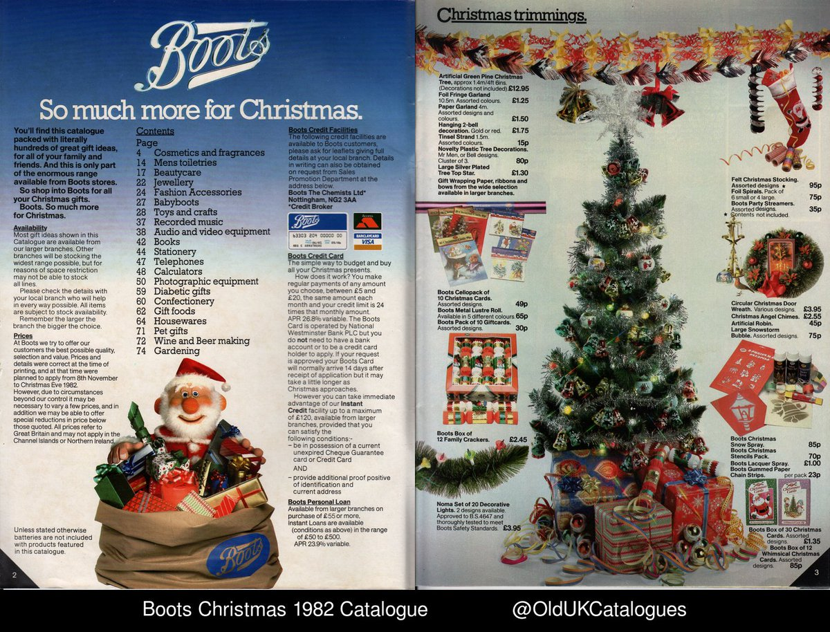 Ltd Christmas Catalog.Vintage Uk Catalogue Pages On Twitter Vintage Boots