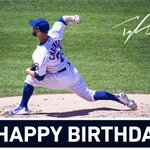 Happy birthday to Tyler Chatwood!