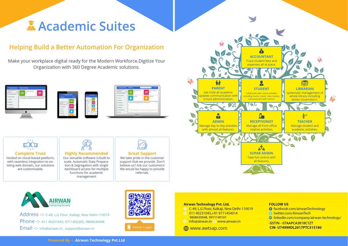 academicsuite hashtag on Twitter