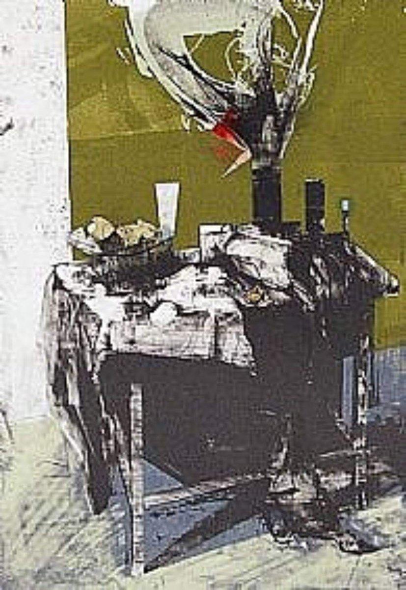 Esta #Naviad #RegalaArte y descubre #obragráfica de #artistas con los que podrás enriquecer tu espacio o realizar un #regalo inolvidable. #PropuestaDeArtista Obra numerada y firmada a mano por el artista. #FranciscoMolinaMontero compra-arte.cafeconvertes.com/obra-grafica-o…