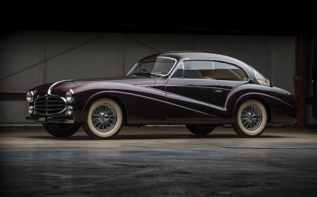 Delahaye 235 Coupe par Saoutchik (1952) http://oldconceptcars.com/1930-2004/delahaye-235-coupe-par-saoutchik/…