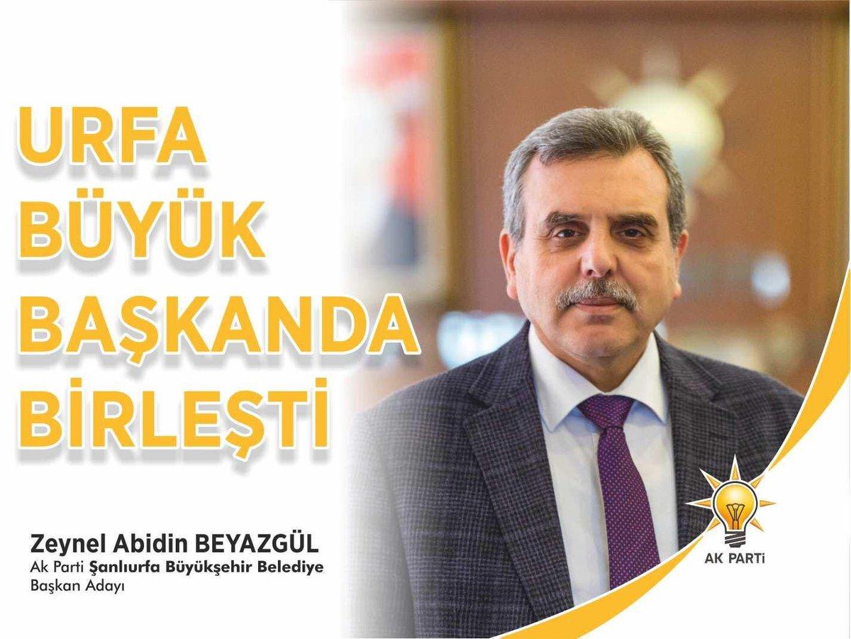 """""""Yol onun, varlık onun, gerisi hep angarya / Yüzüstü çok süründün, ayağa kalk, Şanlıurfam!.."""" @RT_Erdogan @zabeyazgul @byildiz63 @ibrhmgulluoglu"""