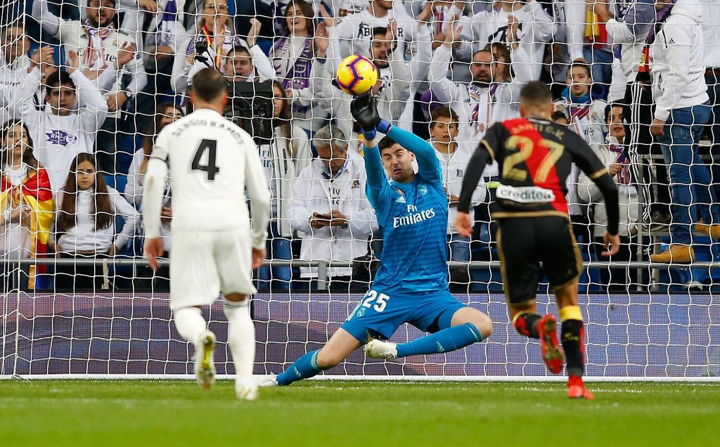 Last 3 points of 2018 in La Liga in the pocket! #HalaMadrid<br>http://pic.twitter.com/eQKsdXSQJC