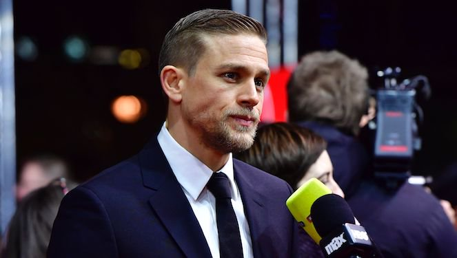 #SonsOfAnarchy alum Charlie Hunnam spotted filming Guy Ritchie movie Toff Guys with Matthew McConaughey: popculture.com/movies/2018/12…