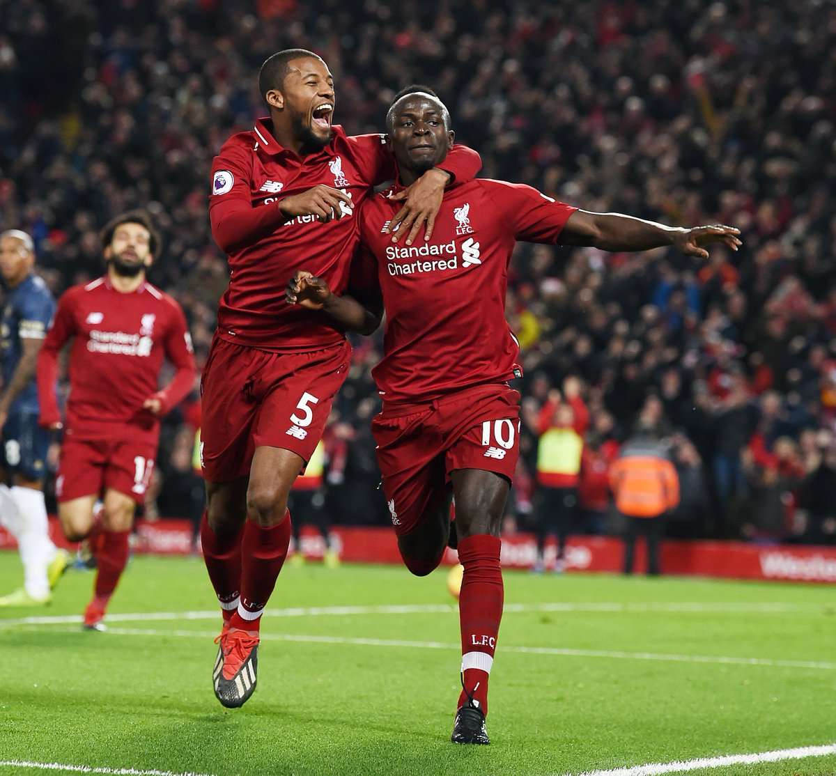 Liverpool's display against Manchester United one of the best, claims Klopp