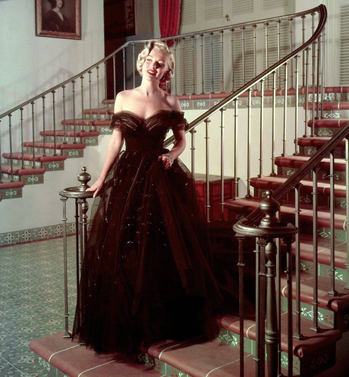 """best of old hollywood on Twitter: """"marilyn monroe wearing a ..."""