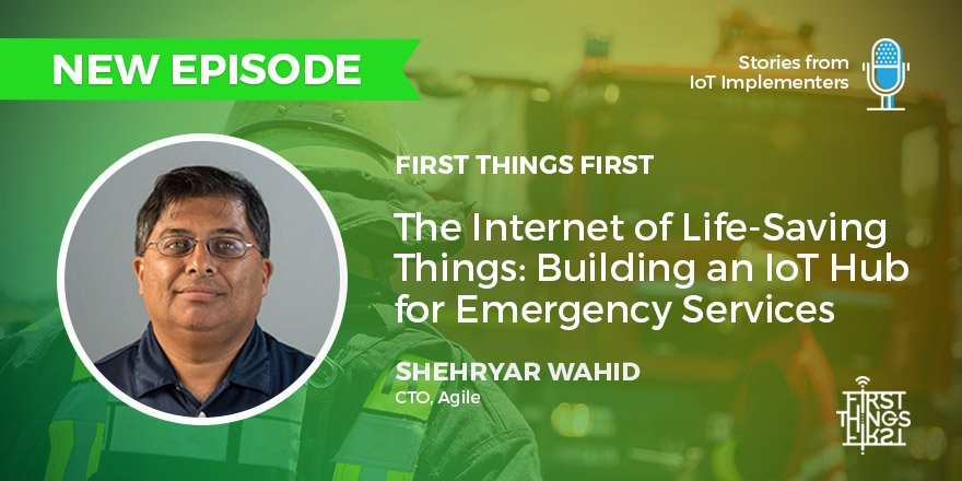 It comes down to the user outcome. If you want your #IoT solution to be successful, the end user needs to be able to use and get value from the device. Learn from the #CTO @Agileinterop and his story of how they developed a solution for #FirstResponders https://hubs.ly/H0frKqJ0