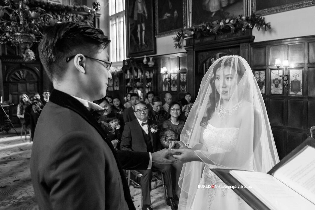 RT @BURLISONphoto 'I Do' #chinesewedding #winterwedding #loseleypark @LoseleyPark @caperandberryLP #asianwedding