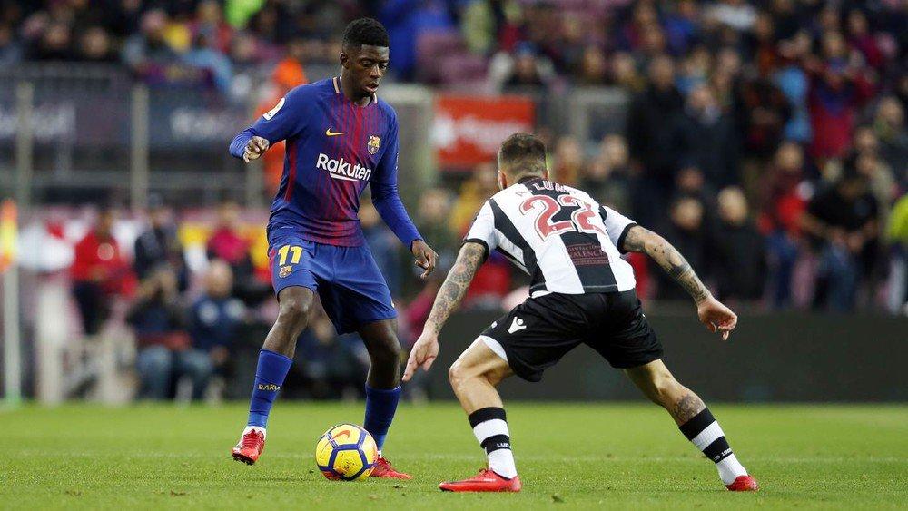 📌 TIME CONFIRMED 🏆 #CopaBarça, Last 16 ⚽️ Levante v Barça 📆 Jan 10 ⏰ 9.30pm CET