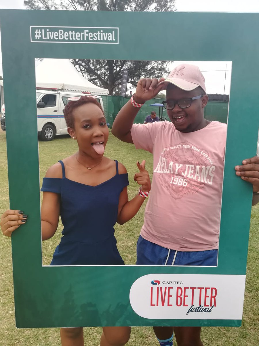 #LiveBetterFestival @LiveBetterFest @CapitecBankSA @gagasifm