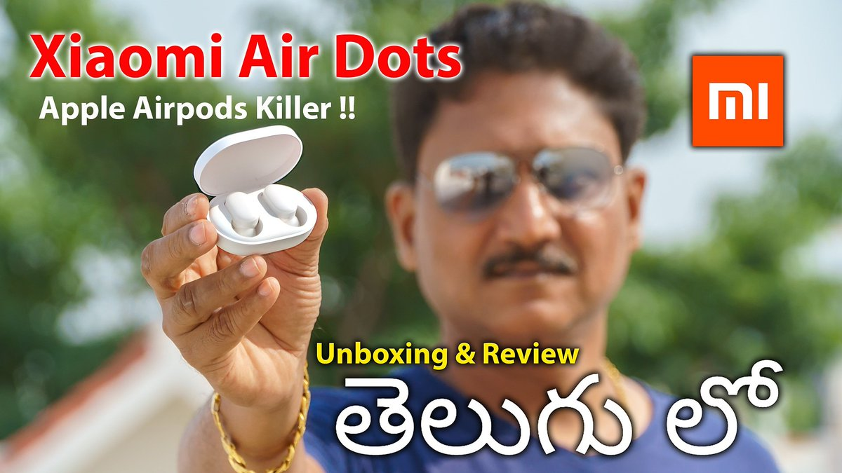 6d8de155953c ...  wireless  stereo  earbuds  airpods  killer  unboxing    review watch  the  video on my  youtube  channel Link in Bio.pic.twitter.com oNCfHtnC7a