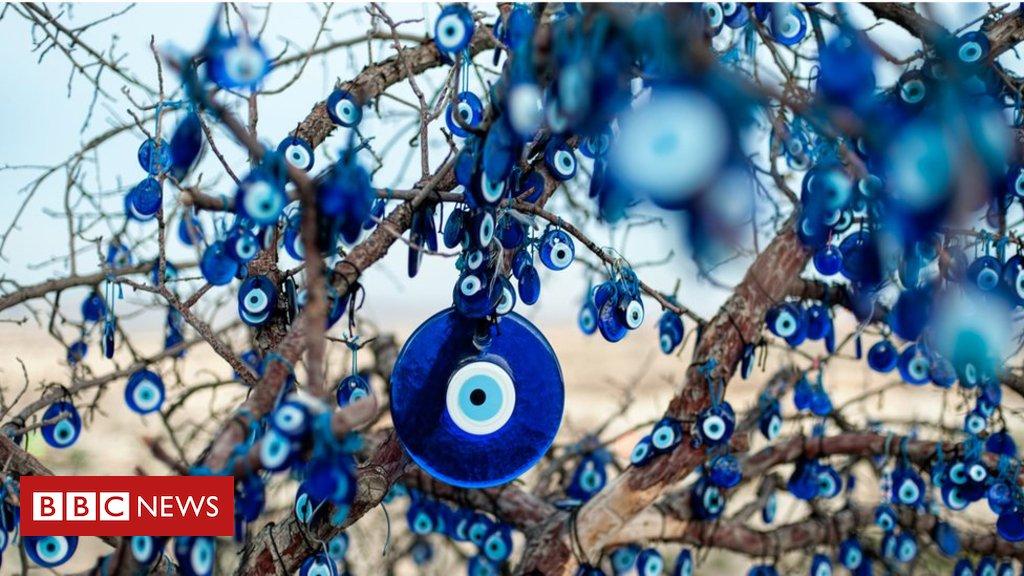 #ArquivoBBC O estranho poder milenar do olho turco https://t.co/SeBN1YQqyd