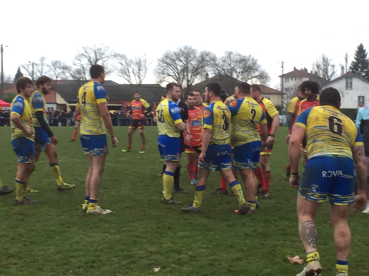 Sabrugby On Twitter Victoire Sa Bourg Rc Haute