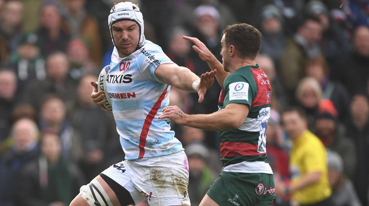 test Twitter Media - Leicester are all but out of the Champions Cup after they were beaten 34-11 by Racing 92 at Welford Road on Sunday: https://t.co/nae35c7vlT https://t.co/H4sDkuOP64