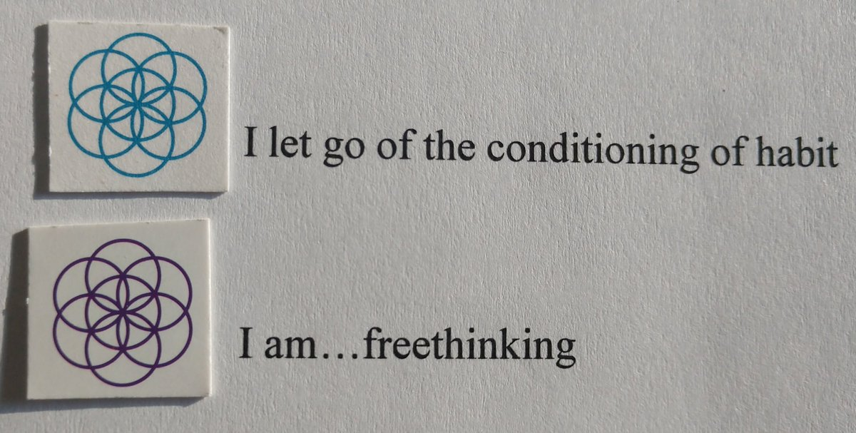 test Twitter Media - Today's Positive Thoughts: I let go of the conditioning of habit and I am...freethinking. #affirmation https://t.co/ndVpBnmbtd