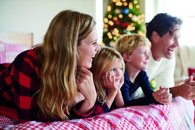 lands end family pajamas