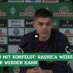 Image for the Tweet beginning: Nach Lunch mit #Werder-Trainer Florian