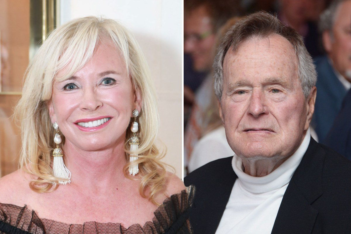 Neil Bush's ex-wife Sharon wasn't invited to George H.W. Bush's funeral https://t.co/mutUoxPho4